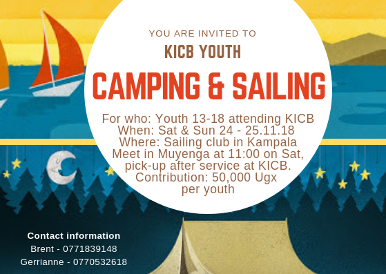 Camping & Sailing